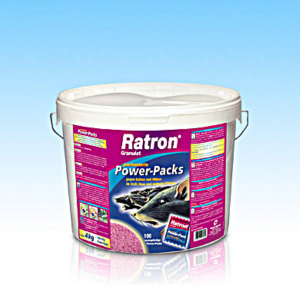 Ratron Granulat Power-Packs (320 x 25 g)