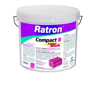 Ratron Compact B Power-Block (320 x 25 g)